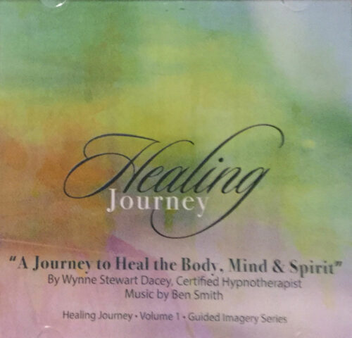 Healing Journey CD Cover